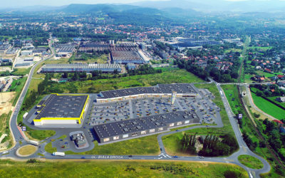 Galeria Andrychów – next project within the Acteeum strategy in Poland