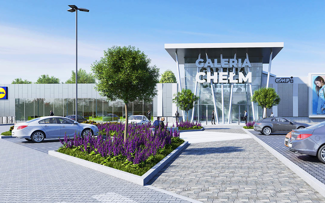 Acteeum will open Galeria Chełm in 2019
