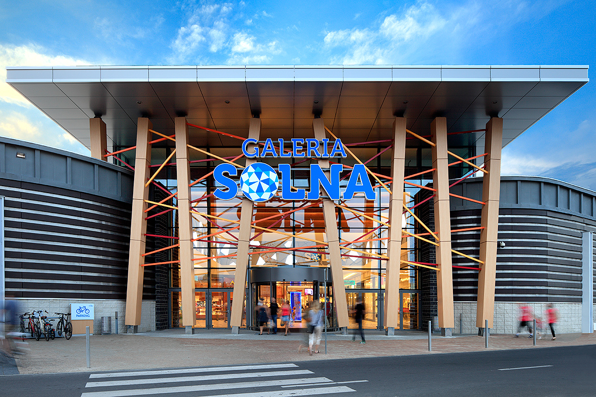 Retail Asset Management Business Case Galeria Solna