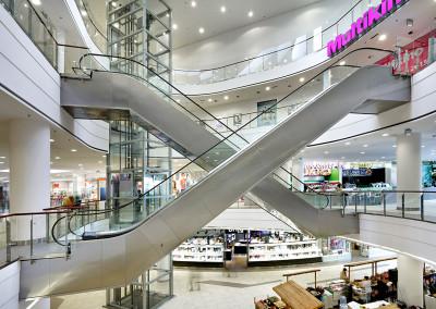 Centrum Handlowe Ogrody - Elblag
