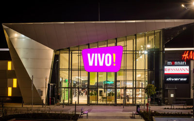 VIVO! Krosno is opened