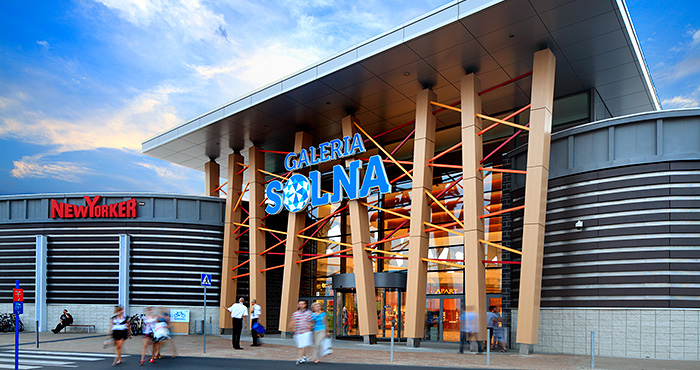 Galeria Solna hosted 4 million customers in 2016