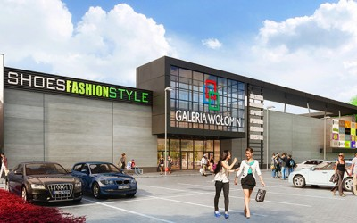 The second phase of the Galeria Wołomin scheme has opened!